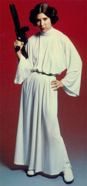 Subastan traje de esclava de Princess Leia - oaxacame